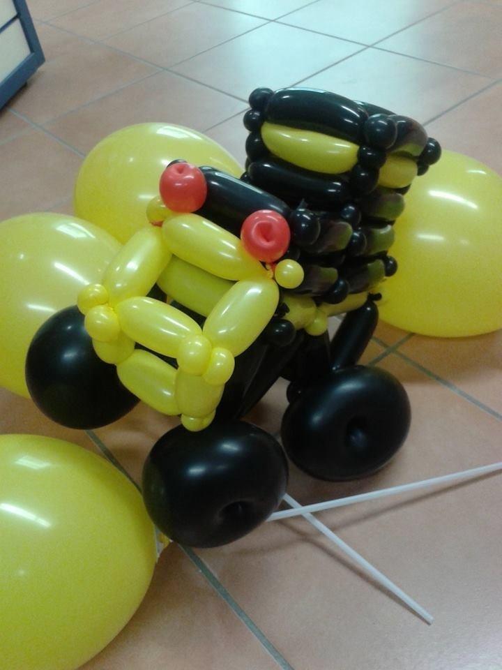 Decorazioni palloncini