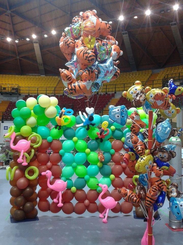 Palloncini per bimbi
