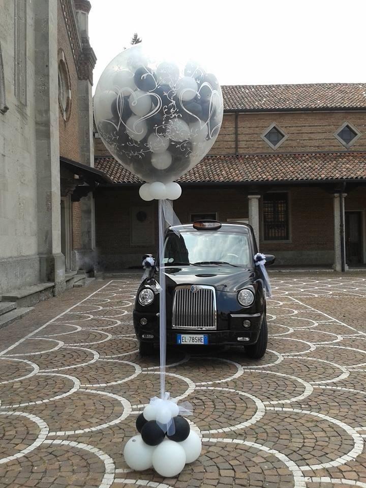 Palloncini per sposi