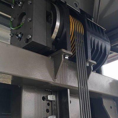 Ingranaggio di ascensore