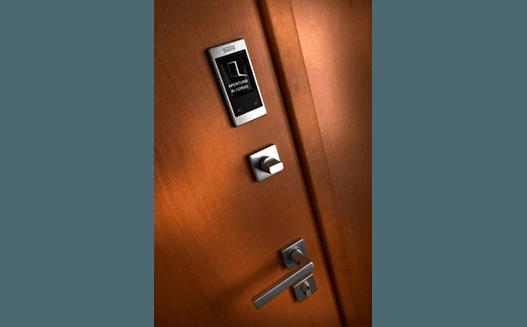 porta blindata hibry