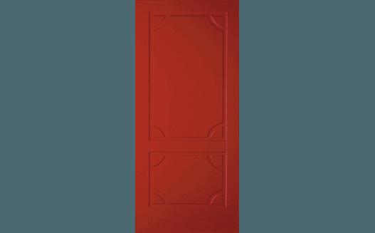 laccato rosso
