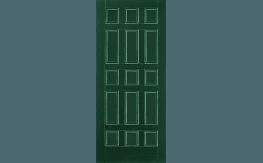 laccato verde