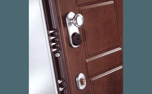 dettaglio porta blindata dierre