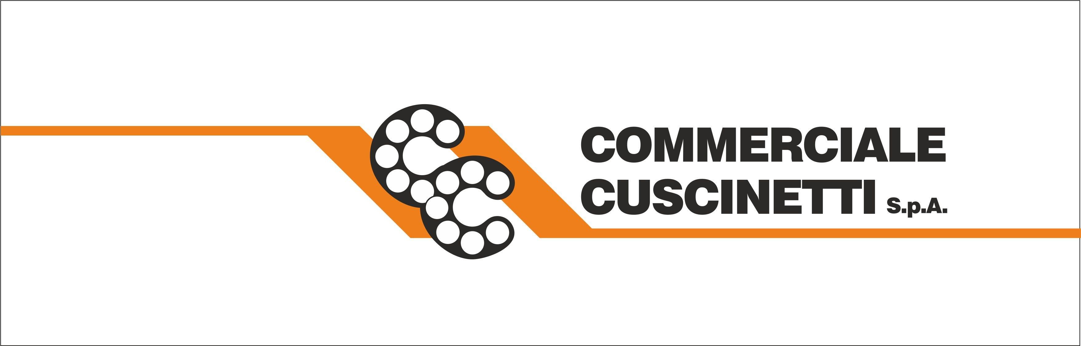 Commerciale cuscinetti spa logo