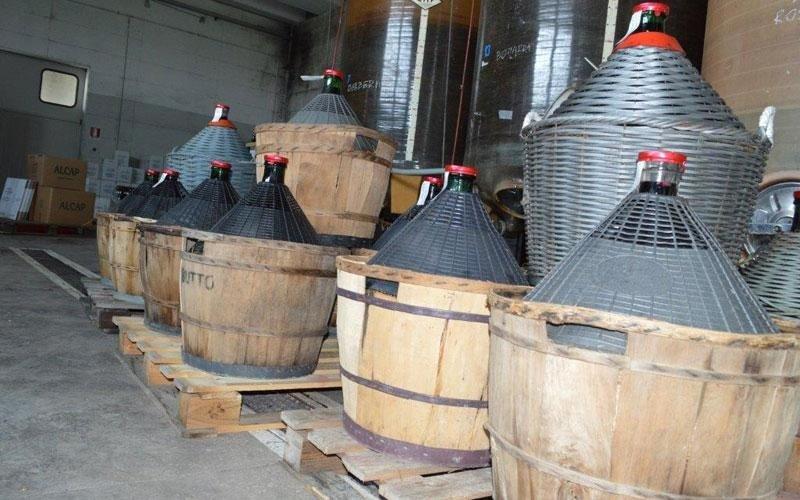 produzione bonarda riserva