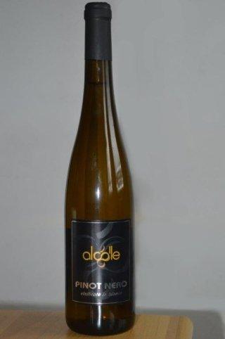 Pinot nero vinificato bianco