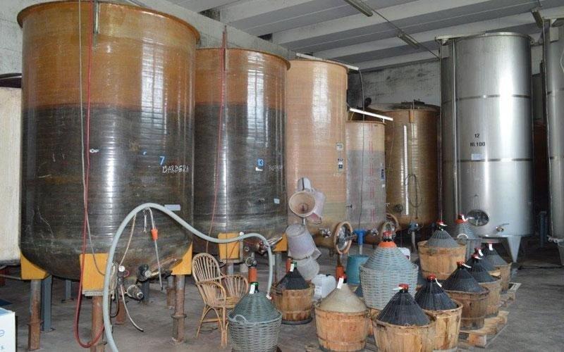 azienda viniocola oltre po