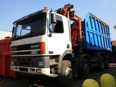 trasporto materiali demolizione