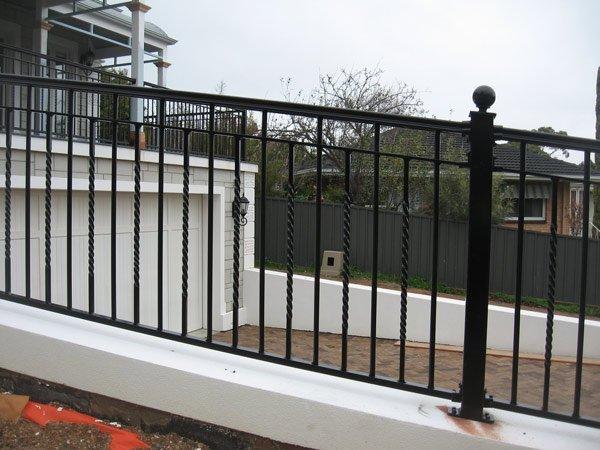 Aluminium Fences Adelaide Tubular Fencing Adelaide
