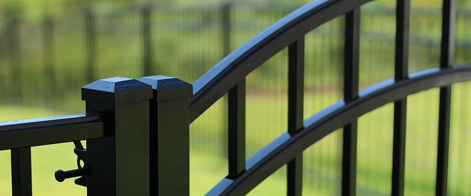 Aluminum Fence Installation