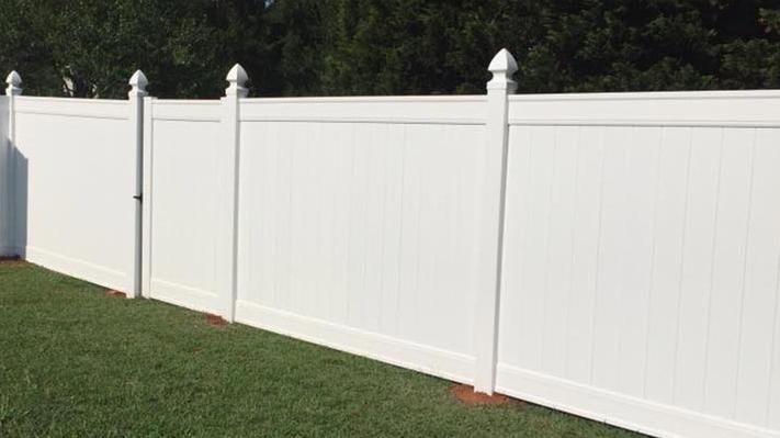 Vinyl Fence Installation Company Raleigh Nc Freedom
