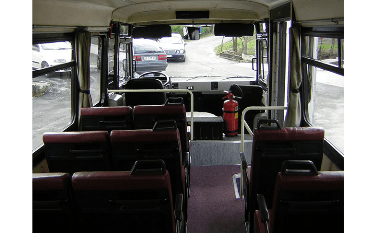 interni minibus