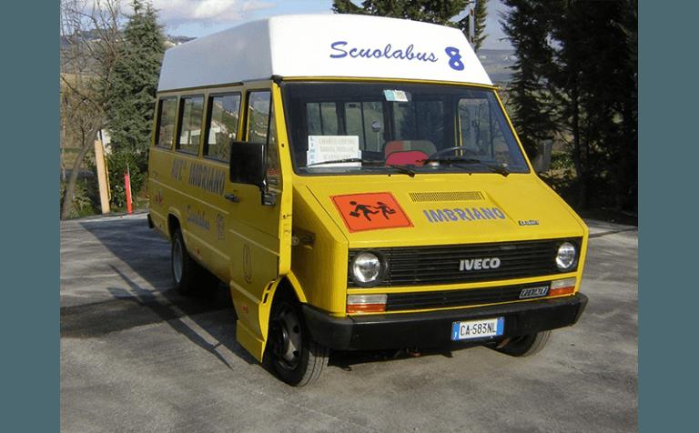 servizio noleggio scuolabus