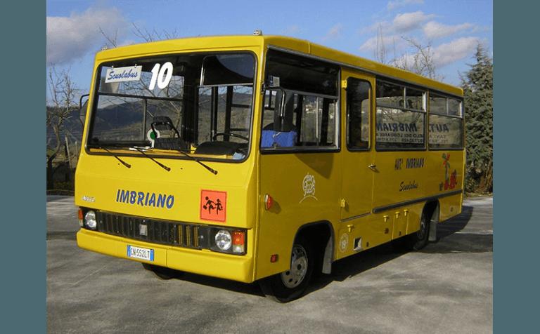 scuolabus imbriano autoservizi