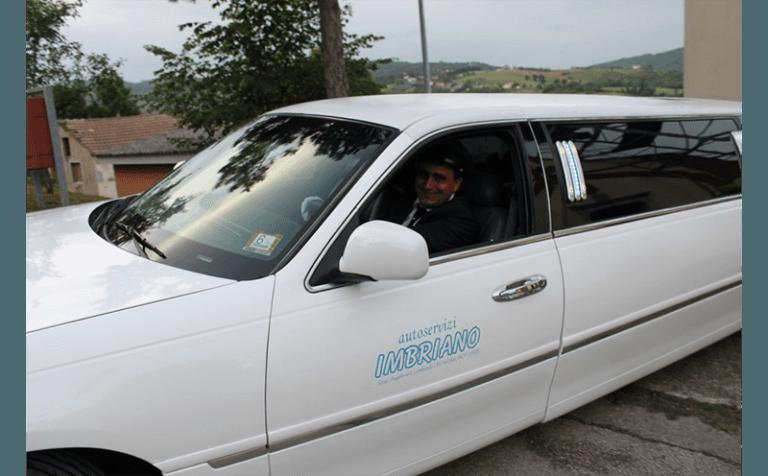 dettaglio limousine