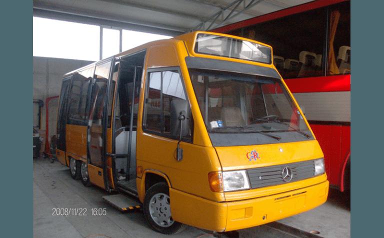 noleggio scuolabus