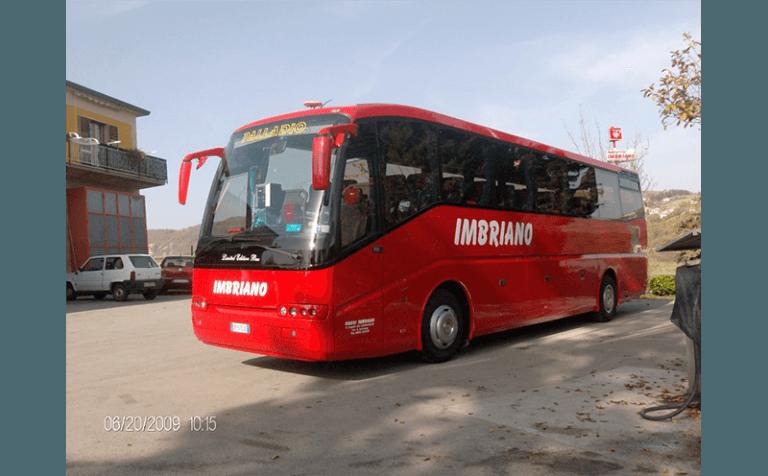 laterale bus palladio