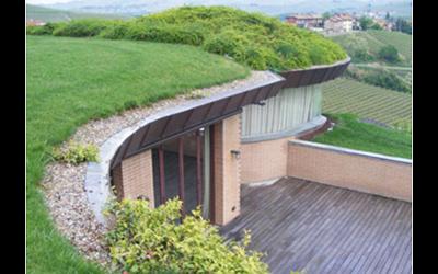 progettazione giardini pensili lecco