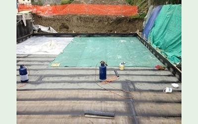 installazione fondazioni abbadia lariana
