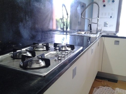 Rinnovo piani cucina