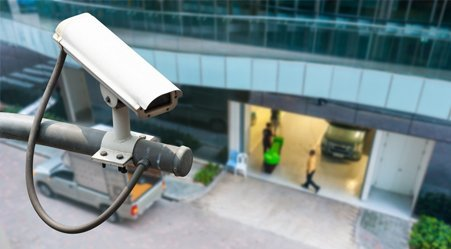 Identify unwanted guests easily with HD footage
