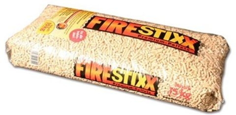 Firestixx - Premium pellettes