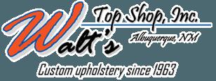 Walt's Top Shop Inc in Albuquerque, NM logo