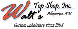 Walt's Top Shop Inc in Albuquerque, NM logo