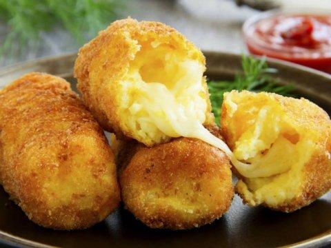 crocchette patate e mozzarella