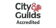 City & Guilds Accredited logo