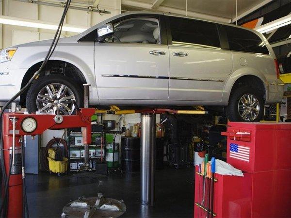 riparazione furgoni e minivan