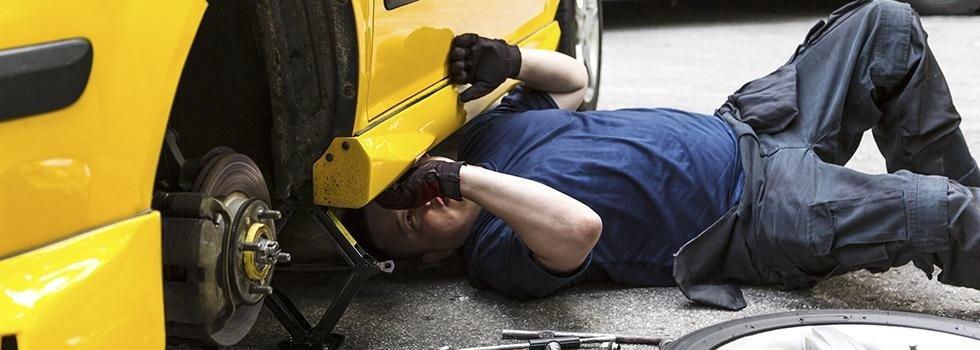 preparazione auto da gara