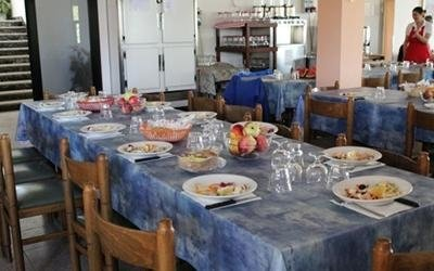 Centro vacanze con ristorante