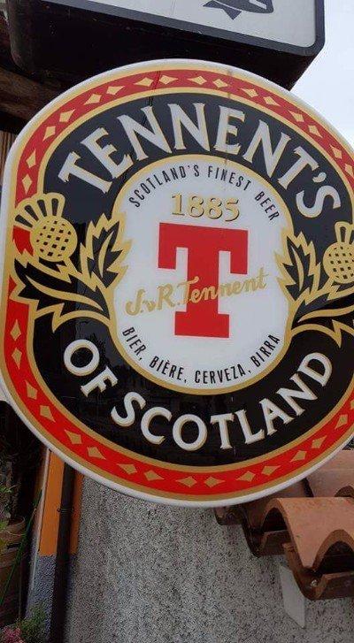 Logo Tennent's