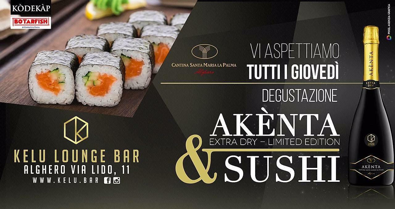 offerta sushi
