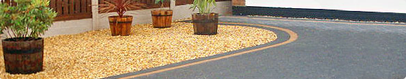 For a new driveway or patio, call 0800 458 4175