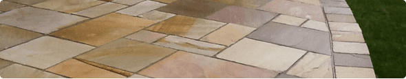 Check out our different paving options