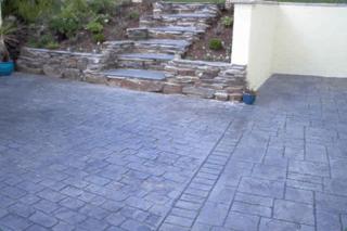 Patterned concrete specialists