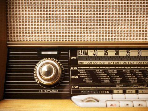 Restauro radio epoca