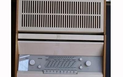 Riparzione radio vintage