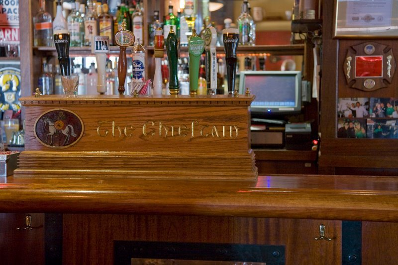 Happy Hour in San Francisco, CA - The Chieftain Irish Pub & Restaurant