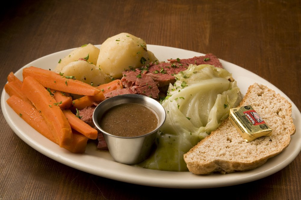 Lunch Specials in San Francisco, CA - The Chieftain Irish Pub & Restaurant