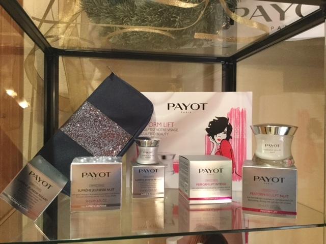 Dei prodotti della marca Payot