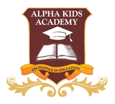 Alpha Kids Academy Logo, Preschool Center in San Francisco CA