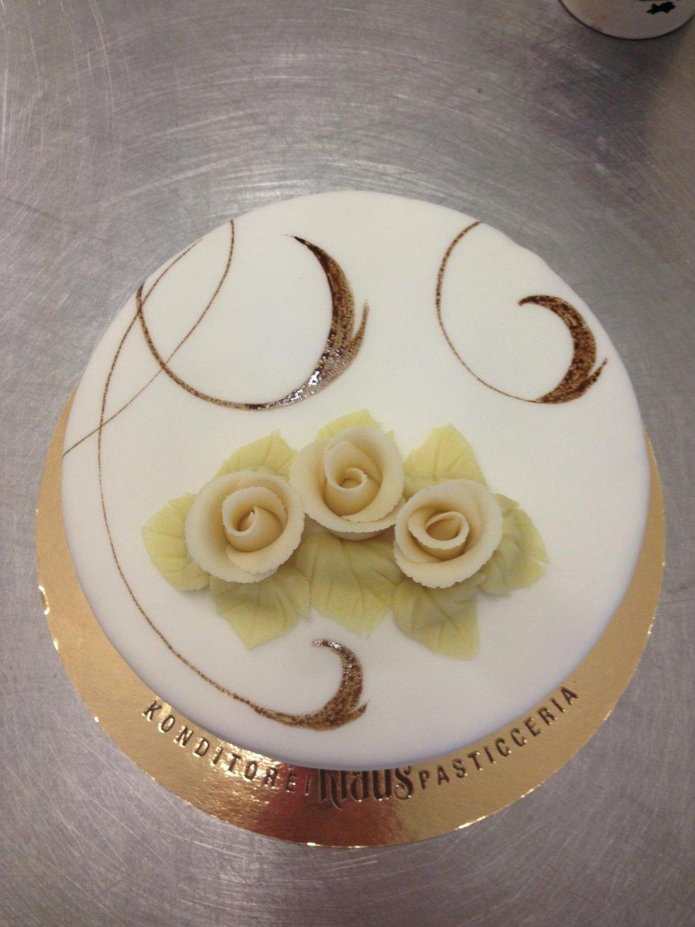 torta matrimoniale
