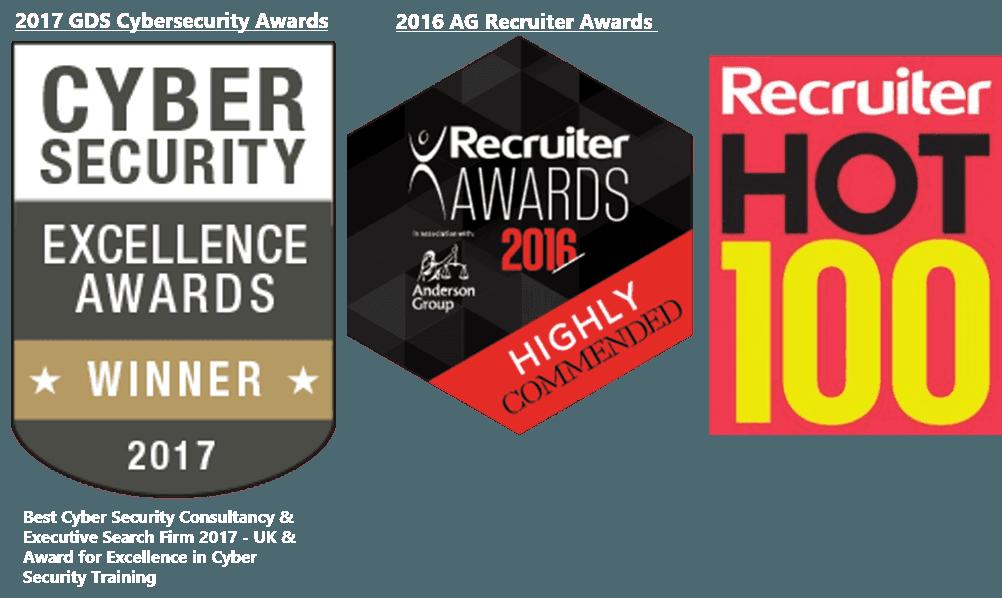 Cyber Execs awards