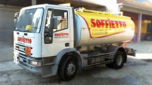 Camion per gasolio