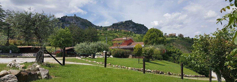 Esterno del Ristorante Pizzeria Villa Del Gusto a Poggio Torriana