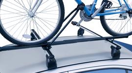 accessorio porta bici per auto